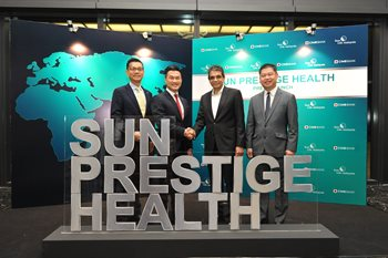 Sun Prestige Health Press Launch