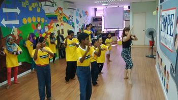 'Brighter You' programme - Zumba classes