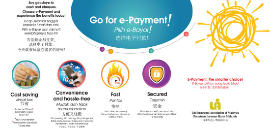 Go for e-Payment